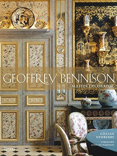 9780847845125: Geoffrey Bennison: Master Decorator