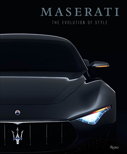9780847845354: Maserati: The Evolution of Style