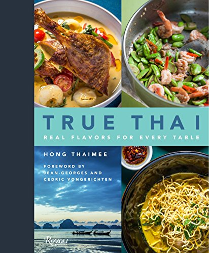 True Thai (Hardcover): Hong Thaimee