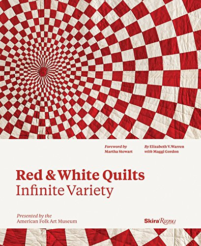 9780847846528: Red and White Quilts: Infinite Variety: Presented by the American Folk Art Museum