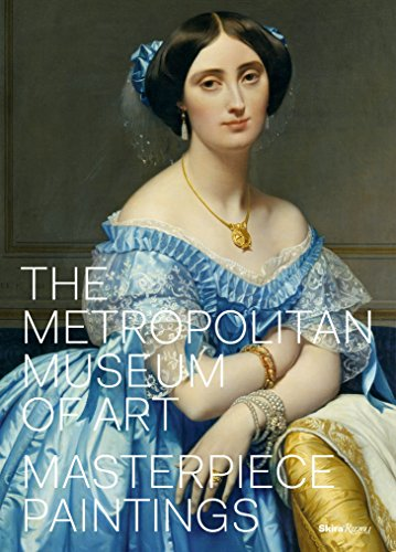 The Metropolitan Museum of Art: Masterpiece Paintings (Hardcover): Kathryn Calley Galitz