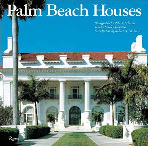 Palm Beach Houses (Hardcover): Shirley Johnston