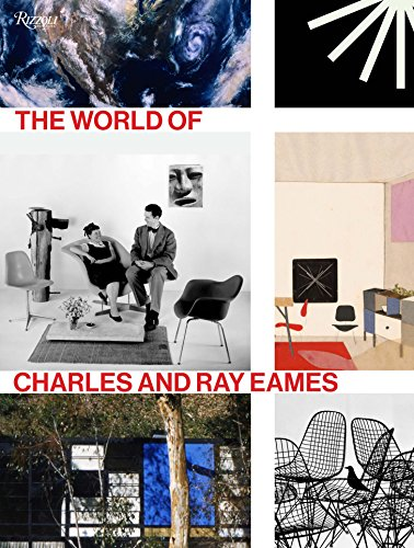 The World of Charles and Ray Eames (Hardback)