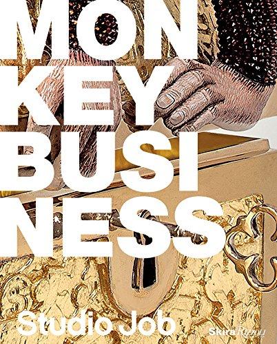9780847848300: Studio Job: Monkey Business
