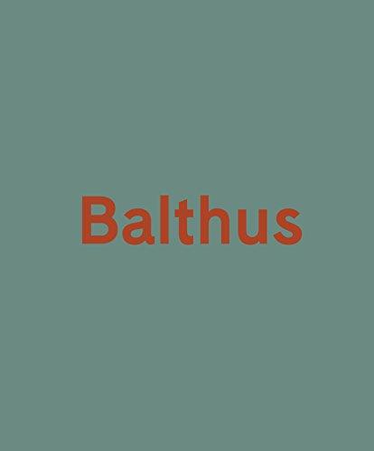 9780847849116: Balthus