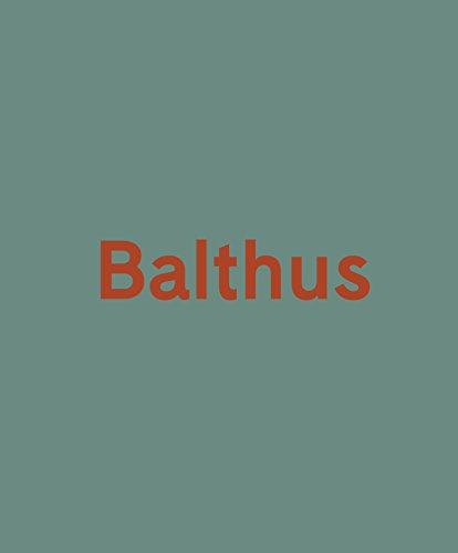 9780847849116: Balthus: Works from the 1960s