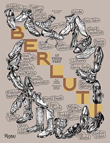 9780847849178: Berluti: At Their Feet