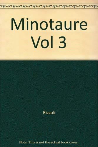 Minotaure Vol 3: Rizzoli, Albert Skira,