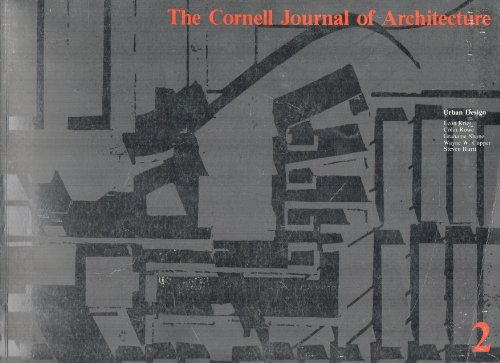 9780847853649: Cornell Journal of Architecture II
