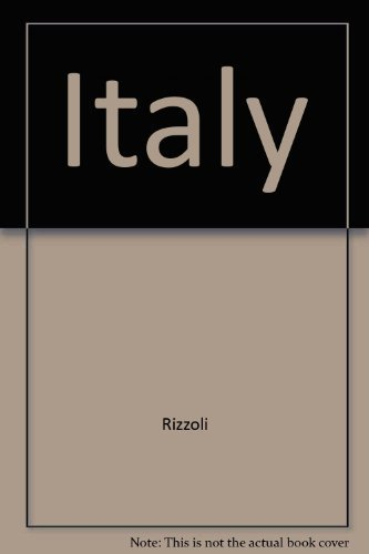 9780847855179: Italy: One Hundred Years of Photography