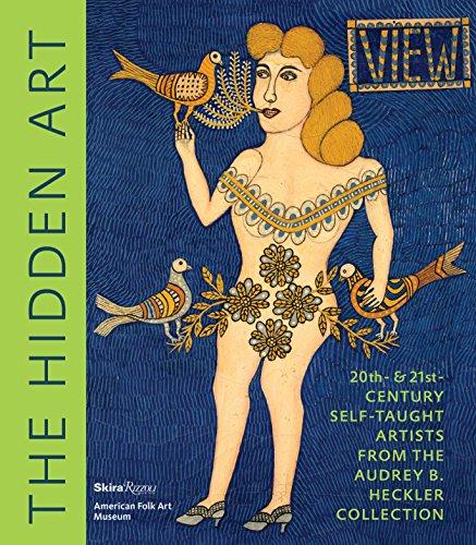 Hidden Art, The (Hardback): Audrey B. Heckler