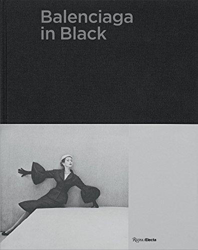 9780847866144: Balenciaga in Black