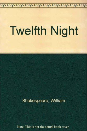 9780847928101: Twelfth Night