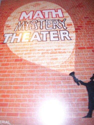 9780848100704: Math Mystery Theater, Book + VHS Tape, Grade 3 & 4