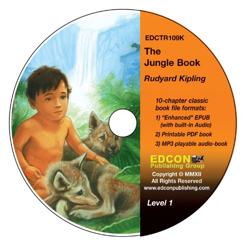 9780848112080: The Jungle Book Digital CD-ROM (Bring the Classics to Life)