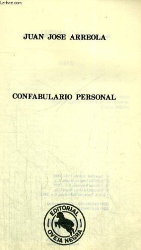 9780848280819: CONFABULARIO PERSONAL.