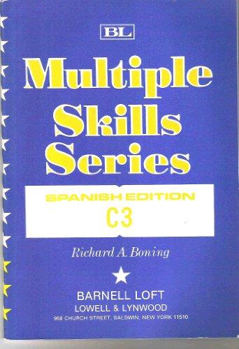 Multiple skills series: Richard A Boning
