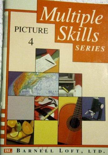 9780848401535: Multiple Skills Series Picture Level Book 4