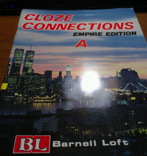 9780848414009: Cloze Connections -Empire Edition A (Empire Edition A)