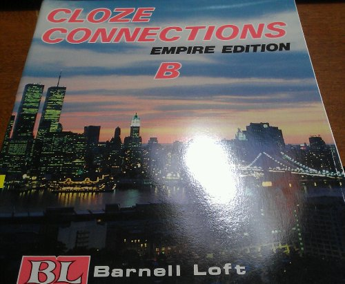 9780848414016: Cloze Connections -Empire Edition B (Empire Edition B)