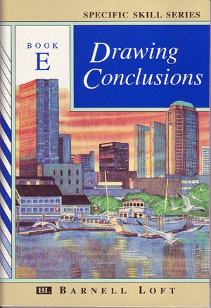 9780848417666: DRAWING CONCLUSIONS: BOOK E (Specific Skills Series)