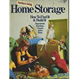 9780848703868: Home Storage: How to Find it & Build It (Basements / Kitchens / Closets / Attics