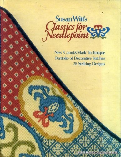 9780848705251: Susan Witt's Classics for Needlepoint.
