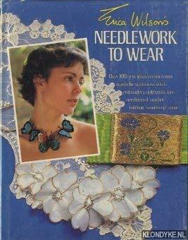 Erica Wilson's Needlework to Wear (0848705270) by Erica Wilson