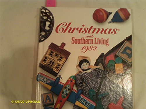 9780848705350: Christmas With Southern Living 1982