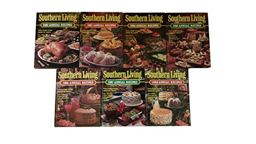 9780848705374: Southern Living 1982 Annual Recipes