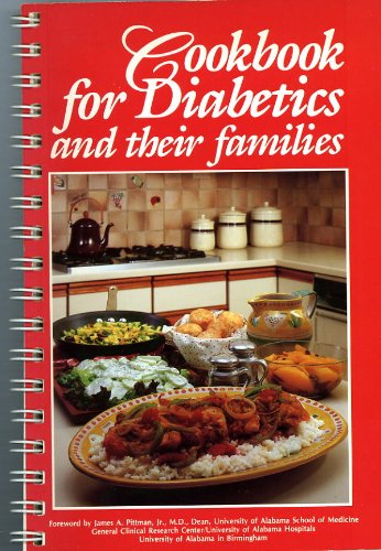 9780848706333: Cook Book for Diabetics and Their Families