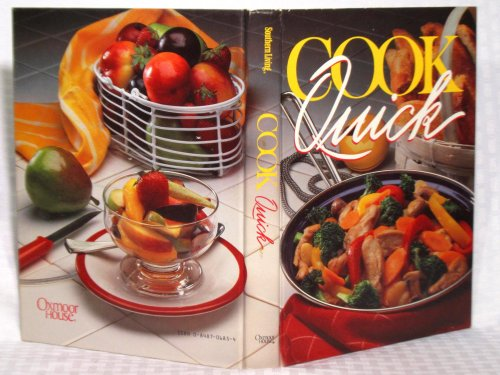 9780848706852: Southern Living - Cook Quick