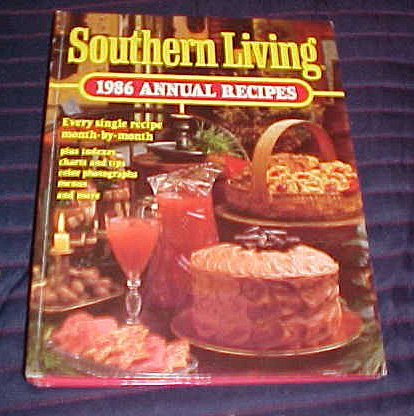 Southern Living 1986 Annual Recipes
