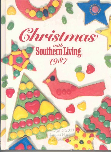 9780848707071: Christmas With Southern Living, 1987
