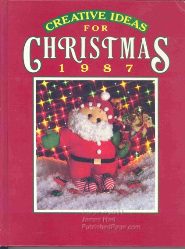 Creative Ideas for Christmas, 1987 (American Country Christmas)
