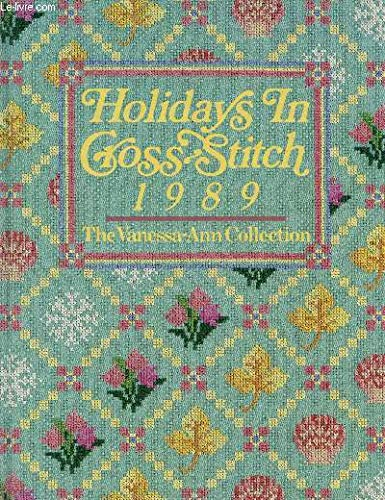 9780848707279: Holidays in Cross Stitch 1989
