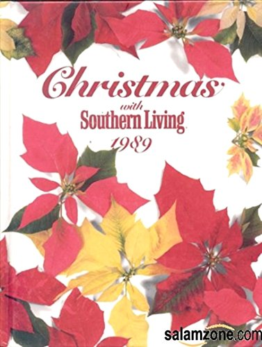 9780848707439: Christmas With Southern Living, 1989