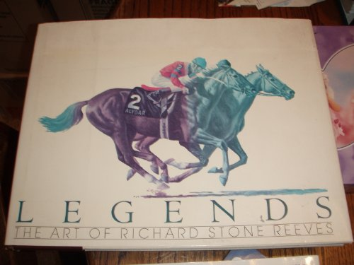 9780848707743: Legends: The Art of Richard Stone Reeves