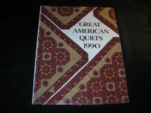 9780848707996: Great American Quilts 1990