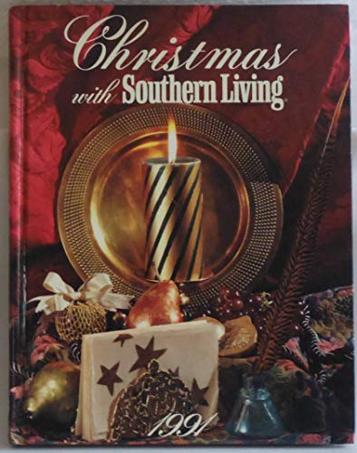 9780848710255: Christmas With Southern Living 1991