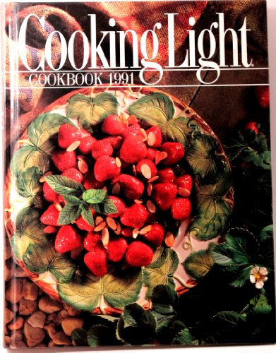 9780848710293: Cooking Light Cookbook, 1991