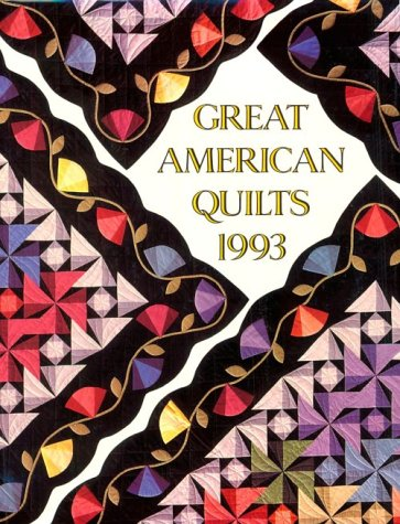 9780848710989: Great American Quilts 1993