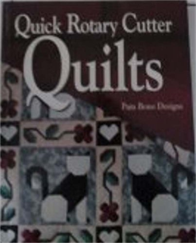 9780848711498: Quick rotary cutter quilts (For the love of quilting)