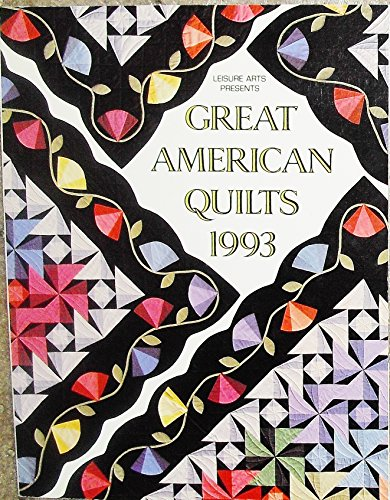 9780848711511: Great American Quilts 1993