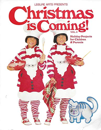 9780848711610: Christmas Is Coming Vol 3: Holiday Projects for Children & Parents