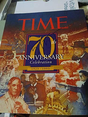 Time 70th Anniversary Celebration 1923-1993: Knauer, Kelly (Hg.)