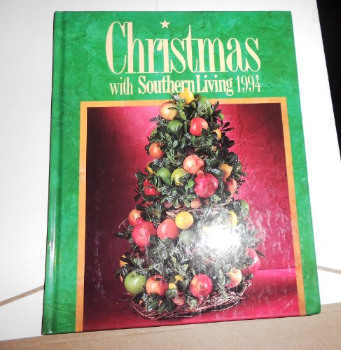 9780848711900: Christmas with Southern Living 1994