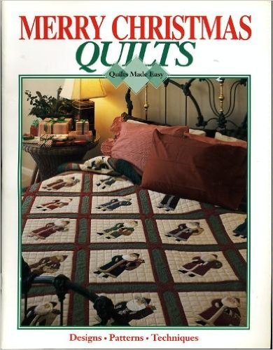 9780848712693: Merry Christmas quilts (Quilts made easy)