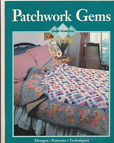 9780848712792: Patchwork Gems (Quilts made easy)