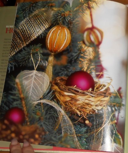 9780848714260: Holidays: Recipes, Gifts and Decorations: Thanksgiving and Christmas